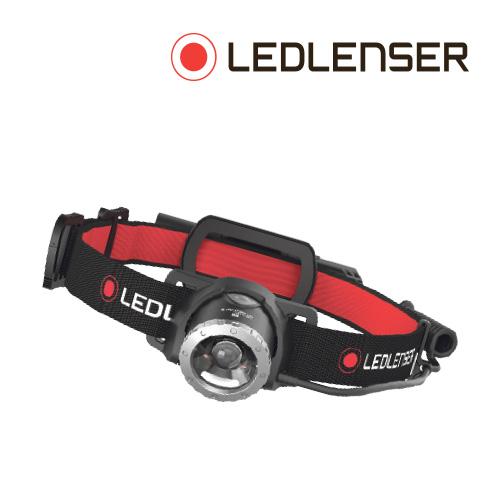 LED LENSER H8R 600 Lm, ladattava taskulamppu