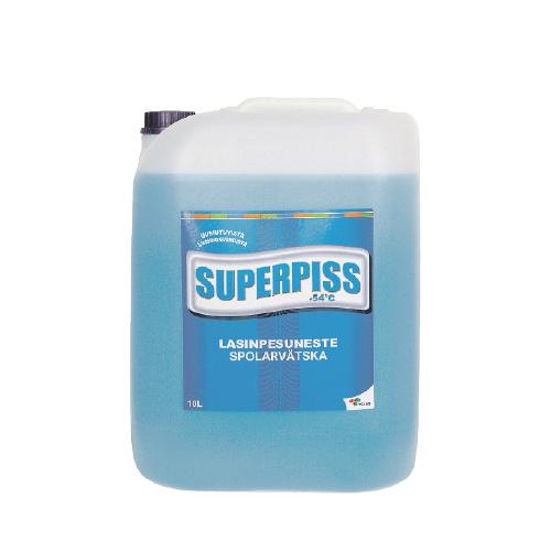 SUPER PISS tuulilasinpesuneste 10 l -54˚C