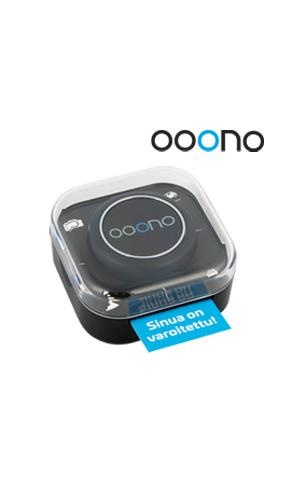 OOONO® ylinopeus- ja liikennevaarahälytin