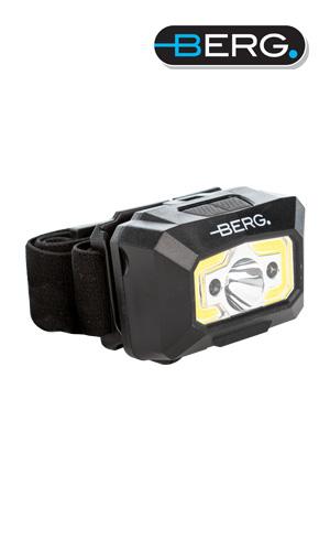 Berg ladattava LED sensoriotsavalo 280 lm