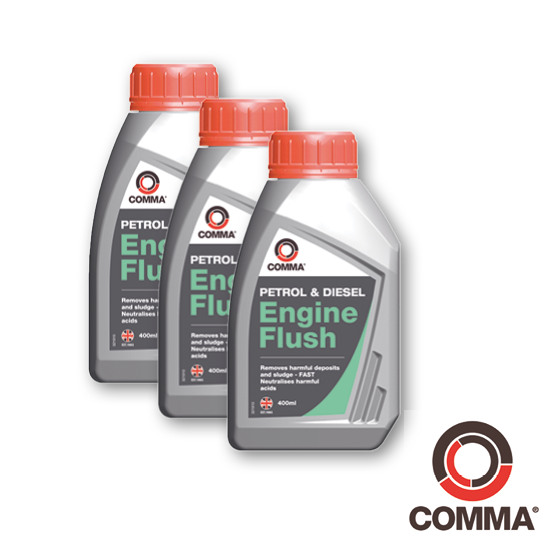 Comma Engine Flush Pesuaine 400 ml