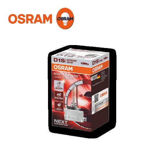 Osram Night Breaker Laser X Xenarc Xenon-D1S +200 % 85 V / 35 W